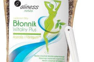 Błonnik Witalny Plus Acerola i Fibregum. Naturalnie i zdrowo