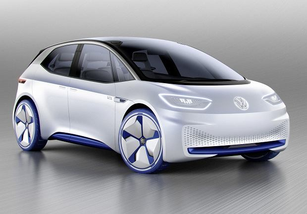 Salon Paryż 2016 | Volkswagen I.D. | Nowy Garbus