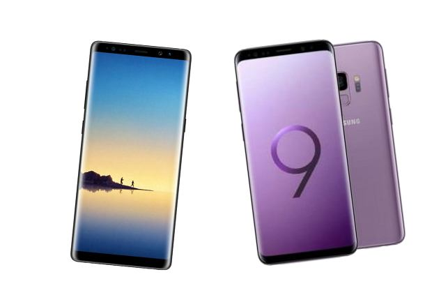 Galaxy S9 Plus i Note 9