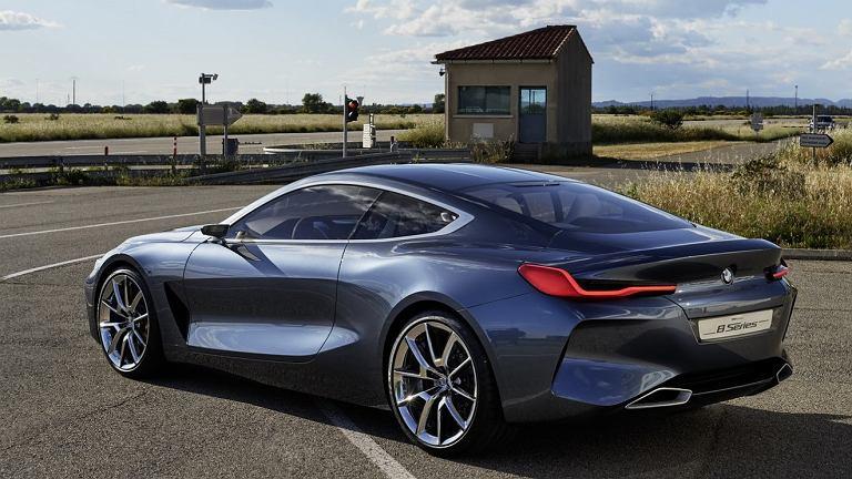 Bmw Serii 8 Concept Czyli Definicja Klasy Premium