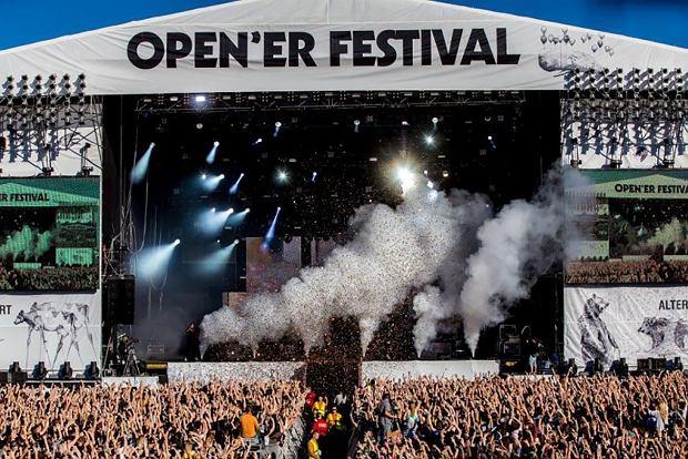 Nasza playlista Open'er Festival 2017. Marzenia Radiohead, żurawie Solange, wzgórza The Weeknd