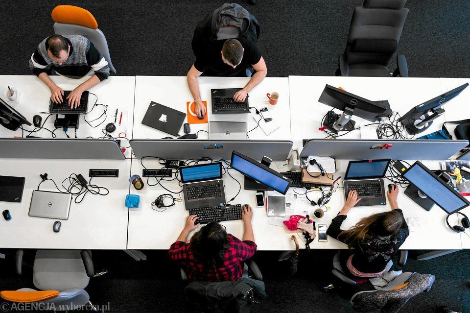 W 2017 r. podwyżki w branży IT były szczególnie wysokie - sięgały kilkudziesięciu procent