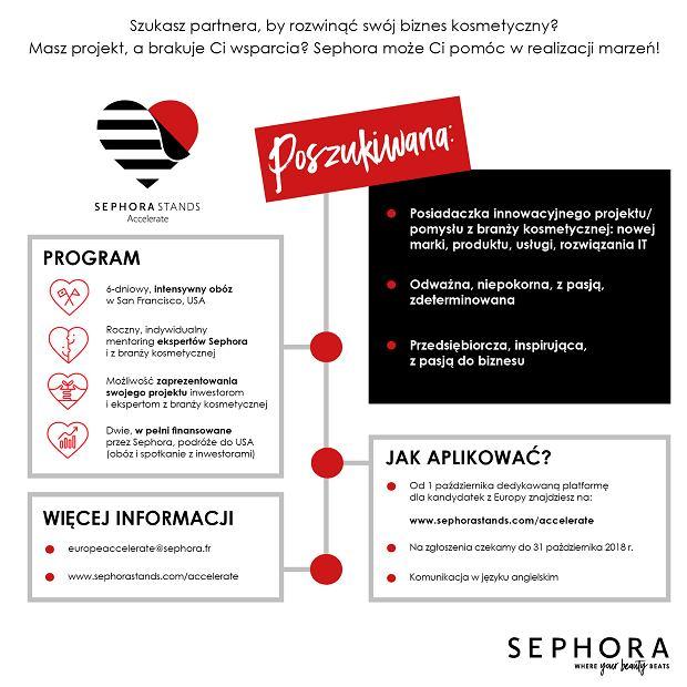 Sephora Accelerate
