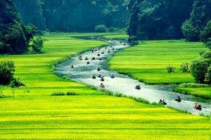 Co zobaczy� w Wietnamie? Dwie kompletnie r�ne atrakcje na dw�ch ko�cach kraju: Sapa i delta Mekongu (mniej oblegane miejsca)