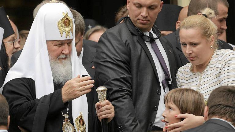 Patriarcha Cyryl I w Warszawie