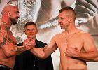 Polsat Boxing Night. Walka Adamek - Saleta. Program walk