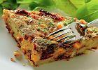 Tortilla z kukurydz� i pomidorami suszonymi na s�o�cu