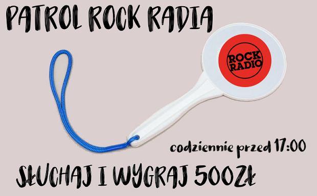 Patrol Rock Radia