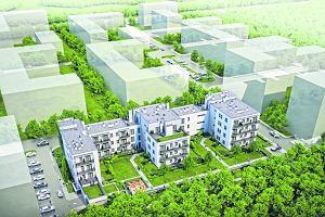 Ogromne osiedle mieszkaniowe powstanie w Falenicy