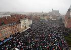 Czarny Piątek - którędy przejdą protestujący? Spod Sejmu przed siedzibę PiS
