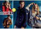 Zobacz kampanię angielskiej marki Superdry na sezon jesień-zima 2015/16