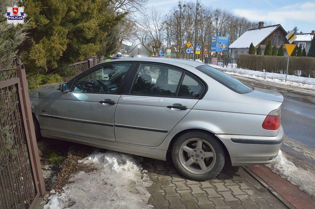 Wypadek w Zwierzyńcu. BMW potrąciło kobietę i jej wnuczkę