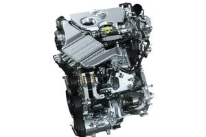 Nowy silnik 1.2 Turbo Toyoty | Najnowocze�niejsza jednostka w swojej klasie