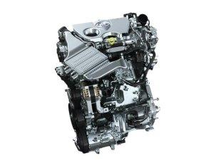Nowy silnik 1.2 Turbo Toyoty   Najnowocześniejsza jednostka w swojej klasie