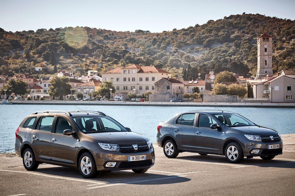Dacia odświeża najważniejsze modele