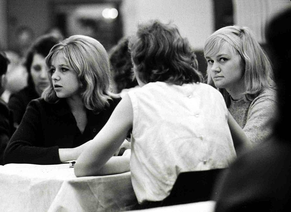 'Miłość blondynki'