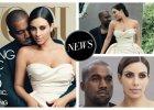 Kim Kardashian debiutuje w Vogue - Wintour si� t�umaczy, internauci atakuj� [CA�A SESJA+WIDEO]