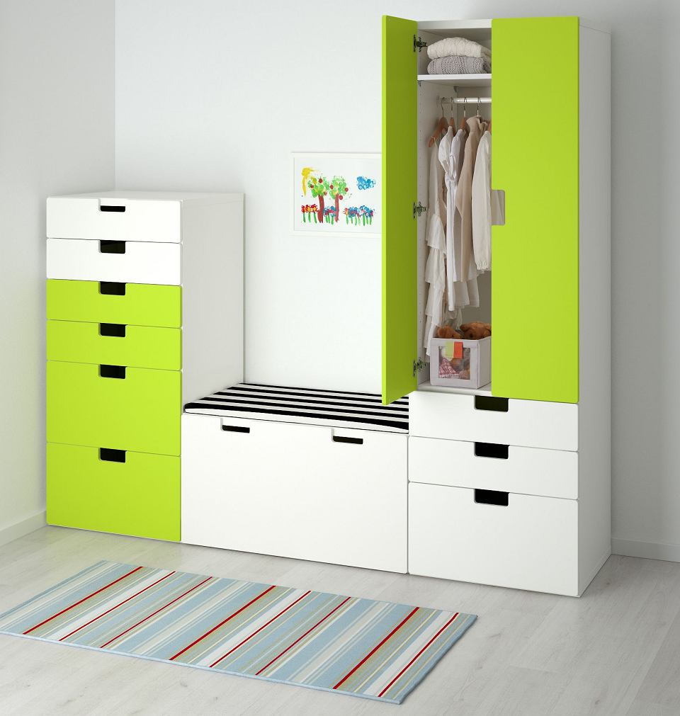 Szafy Ikea Pomysły Na Aranżacje