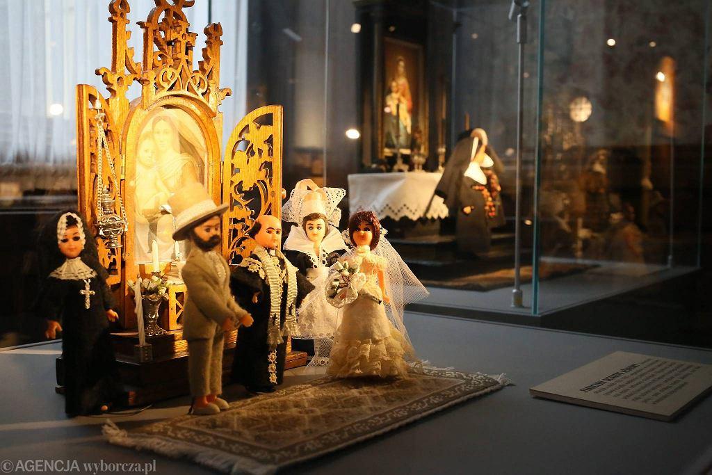 W Pałacu Kultury w Warszawie powstało Muzeum Domków dla Lalek / AGATA GRZYBOWSKA