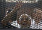 Szef Bractwa Muzu�ma�skiego skazany. Do�ywocie za blokad� drogi
