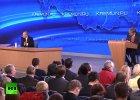 Doroczna konferencja Putina. Na tapecie gospodarka, Ukraina i relacje z innymi krajami