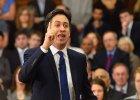 """Sonda� dla """"Sunday Times"""": Polacy na Wyspach wol� lidera Partii Pracy od premiera Camerona"""