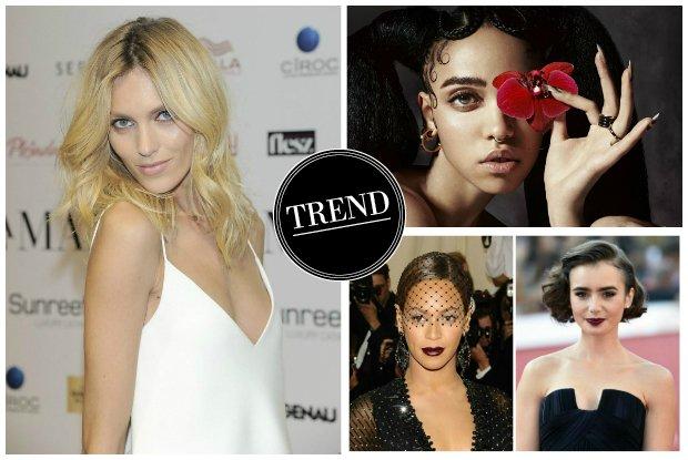 To nosi�y gwiazdy w 2014, a my wraz z nimi: bordowe szminki, sztuczne tatua�e, warkocze i warkoczyki... [15 TREND�W]