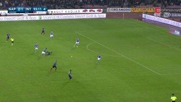 Nieprawdopodobna minuta (ostatnia!) w najwi�kszym hicie Serie A. Zobacz jak Inter tego nie m�g� zremisowa� [WIDEO]