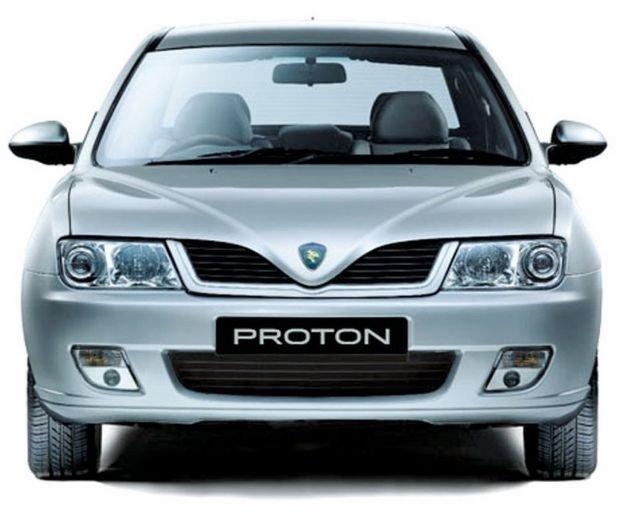Proton Waja