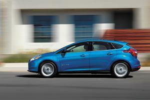 Ford Focus EV | Nowa bateria, większy zasięg