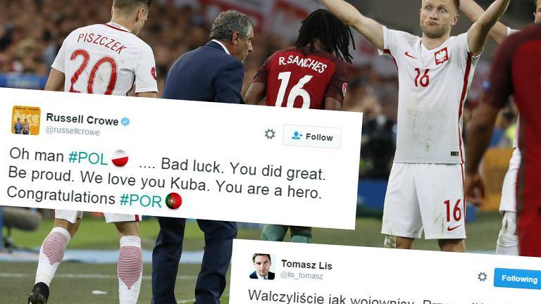 """Ca�a Polska (i nie tylko) dzi�kuje kadrze za �wietny wyst�p! """"Mistrzowie!"""", """"We love you Kuba""""..."""
