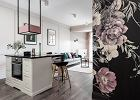 Mieszkanie pełne kwiatów. Klasyczny motyw dekoracyjny w nowoczesnym wydaniu