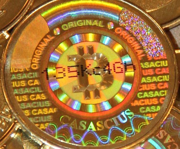 Bitcoin jako moneta