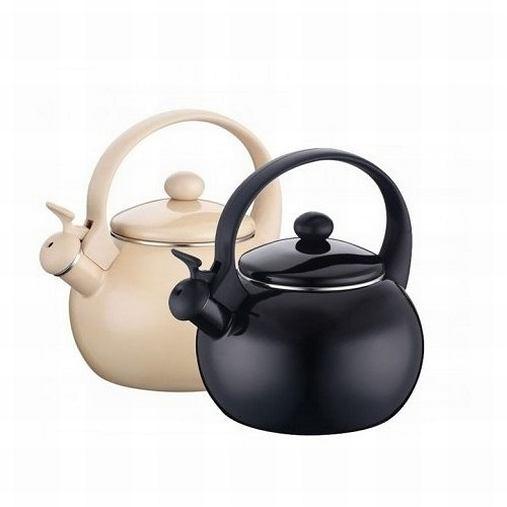 Peterhof - czajnik emaliowany