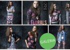 Kolorowe kwiaty w najnowszej kolekcji Florals od Top Secret