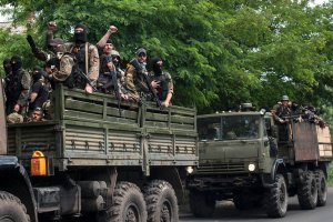 Armia odbija wschodni� Ukrain�. A Rosja wysy�a separatystom czo�gi