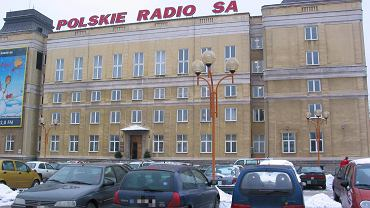 Siedziba Polskiego Radia w Warszawie