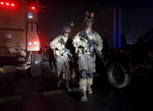 Ameryka�skie si�y w Afganistanie