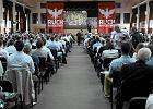 Kongres narodowc�w w Warszawie