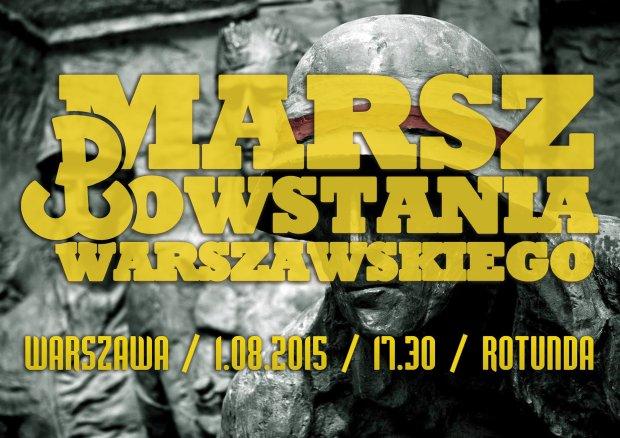 71. rocznica Powstania Warszawskiego