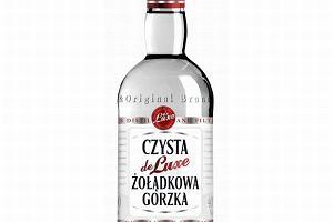 Szkło w butelkach wódki Żołądkowej może się pokruszyć