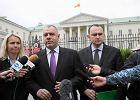 Kandydat PiS na prezydenta: Bezp�atna komunikacja to m�j cel