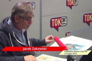 MON zbada Smoleńsk: Żakowski: rozpacz, skóra cierpnie, musieli coś wymyslić