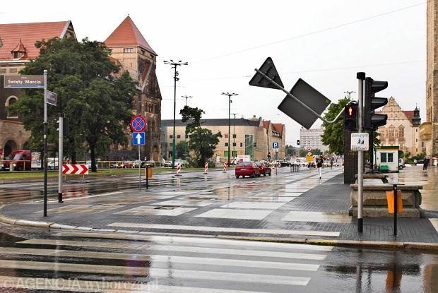 Za�amanie pogody w Polsce. Burze i deszcze potrwaj� do jutra rana