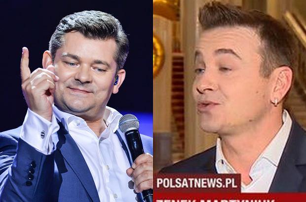 Stacja Polsat News zaliczyła sporą wpadkę. Radek Liszewski z zespołu Weekend został podpisany jako... Zenek Martyniuk.