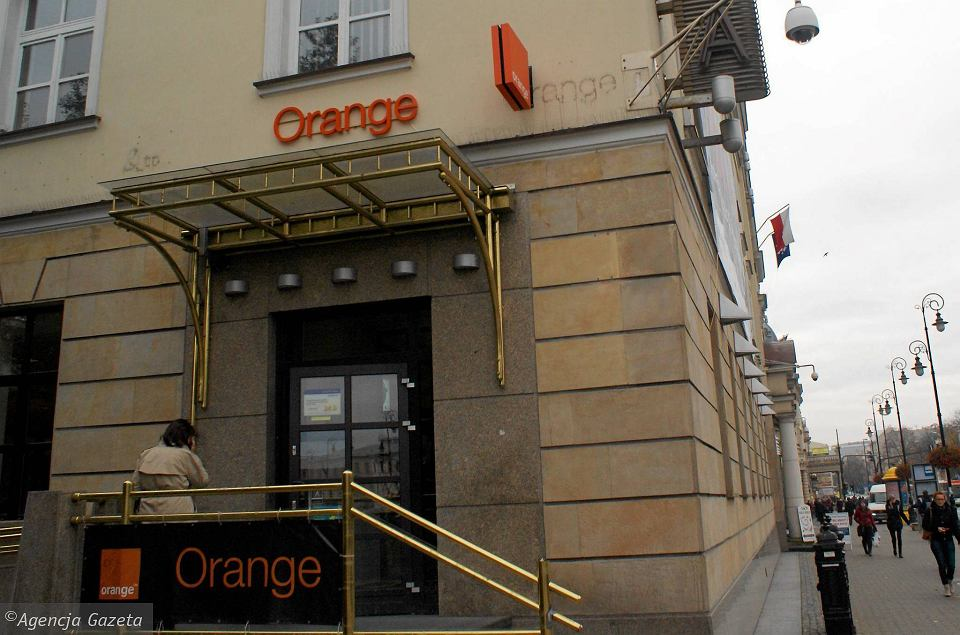 Salon orange poznan