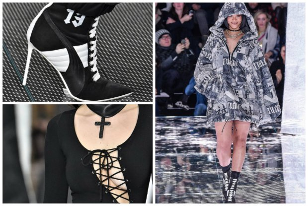Kolekcja Fenty PUMA by Rihanna - New York Fashion Week 2016