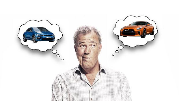 Jeremy Clarkson wybiera 10 najgorszych aut 2015/2016
