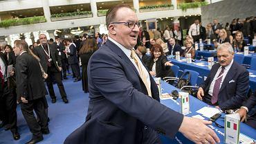 Jacek Saryusz-Wolski, były europoseł PO, został wyrzucony z Platformy i Europejskiej Partii Ludowej, gdy stanął przeciw Donaldowi Tuskowi.