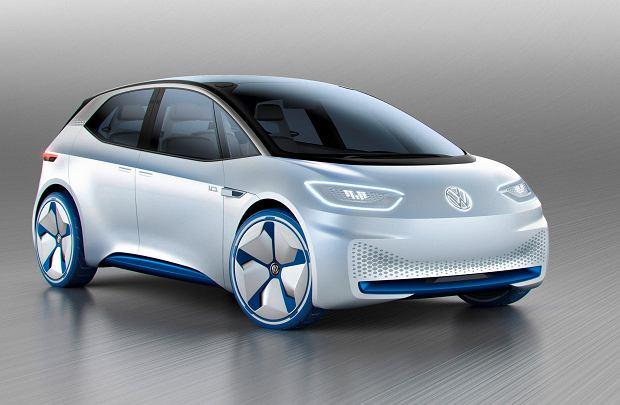 Volkswagen I.D. Concept | Elektryczna niespodzianka